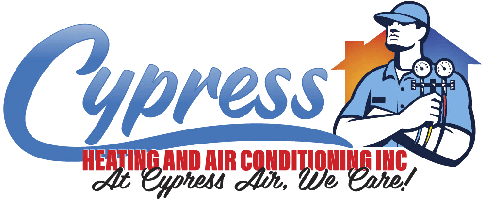 cypress heating and air conditioning logo
